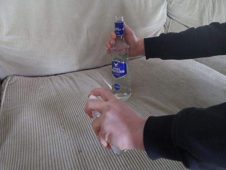 водка в быту