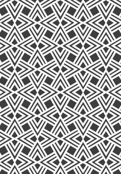 black and white graphic geometric #pattern #patterns