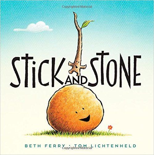 """Teach kids about friendship and bullies with the book """"Stick and Stone."""" Your students will love this heart-warming read-aloud."""