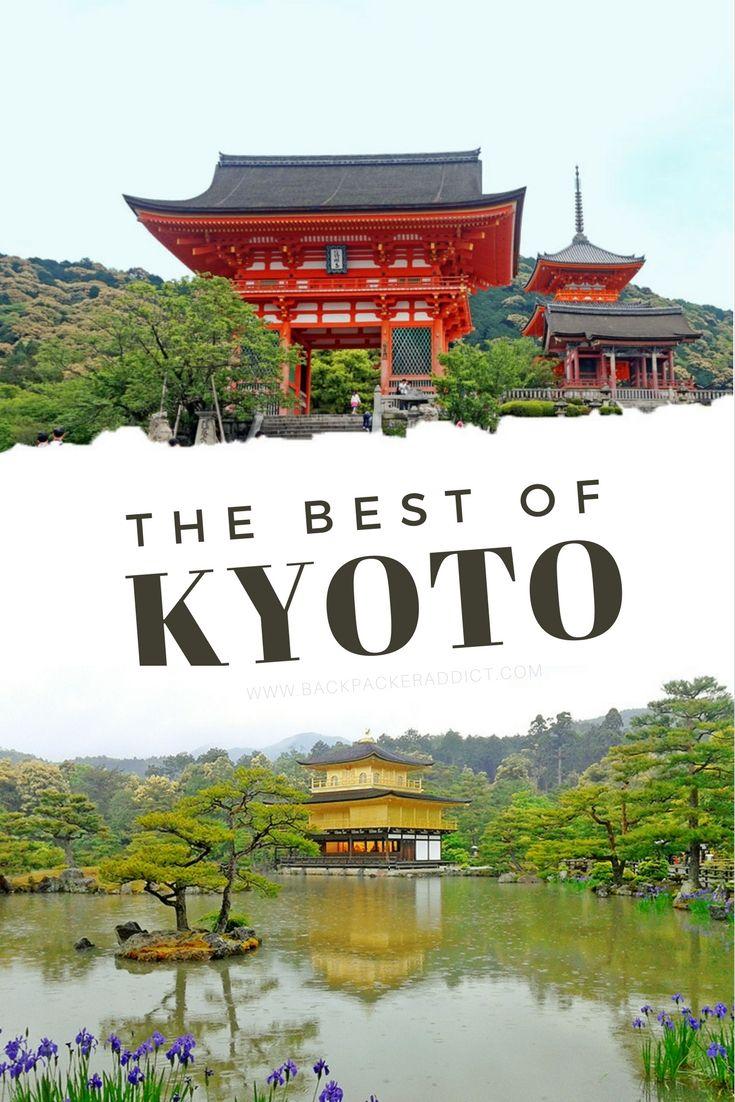 Asli, Kyoto itu emang keren banget. Bukan hanya saya, hahkan hampir semua travel magazine menyatakan bahwa Kyoto menjadi salah satu kota terbaik dan paling menarik di dunia.  Saya benar-benar jatuh cinta! Kyoto menawarkan saya akan banyak pemandangan visual klasik nan megah dan pengalaman yang kaya budaya. Sehingga tak cukup kalau singgah di Kyoto hanya pada saat weekend.