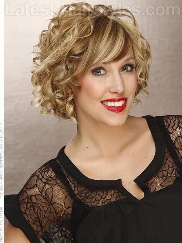 cute short bob haircuts 1000 images about hair ideas on curly bob 1478 | cffb95f624f227a8cb8a8b427629ca84