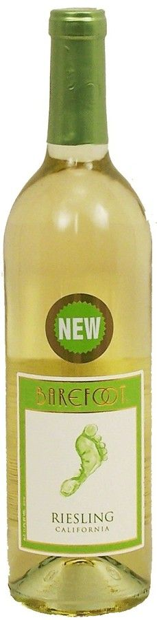 I am usually a red wine gal, but I had some of this riesling from Barefoot and it was really crisp and refreshing. About $6.99 cheap good wine