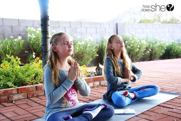 Kid Meditation Ideas #howdoesshe #kidmeditation #kidshealth www.facebook.com/healthar
