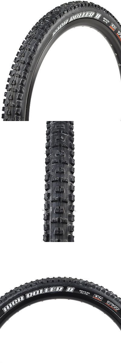 Tires 177828: Maxxis Highroller Ii Mtb Mountain Bike Tire 2.3 Folding 26X2.30 Black -> BUY IT NOW ONLY: $39.95 on eBay!
