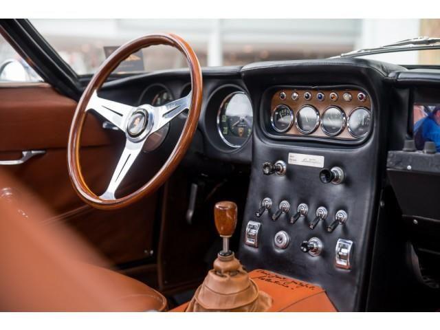 Oldtimer Lamborghini Price winning Original car-Concour Condition- - 19