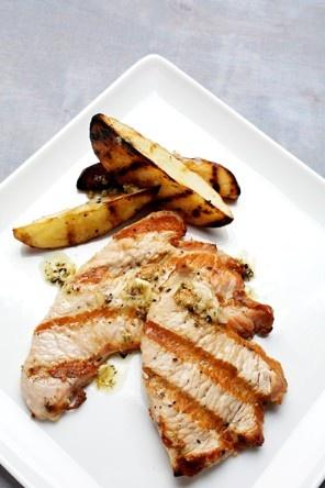 Rosemary-Lemon Turkey Cutlets Recipe Details | Recipe database | washingtonpost.com