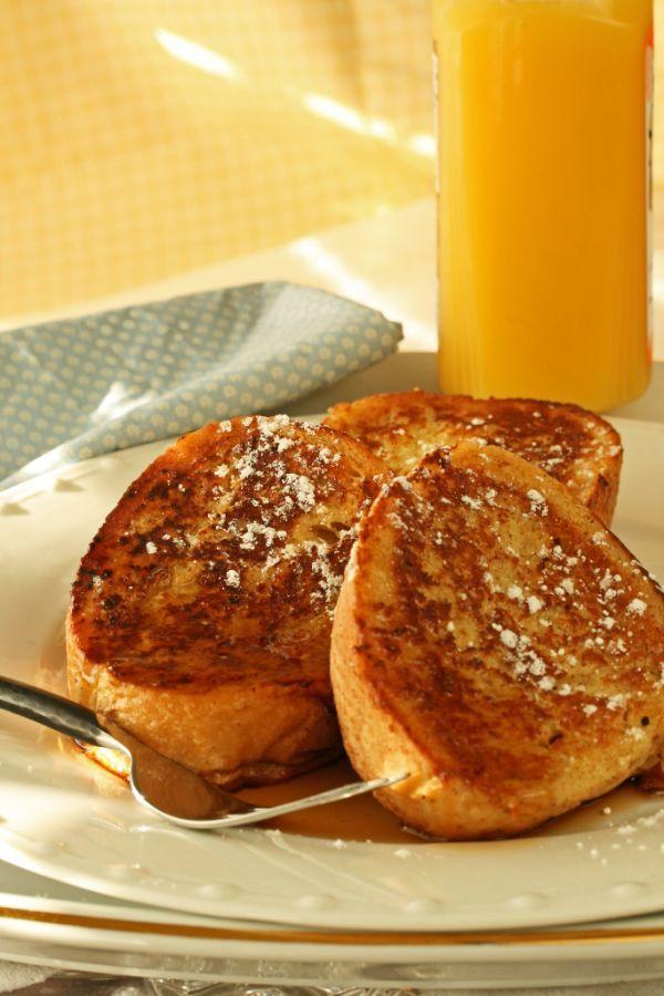 Pomarančový francúzsky toast - Recept pre každého kuchára, množstvo receptov pre pečenie a varenie. Recepty pre chutný život. Slovenské jedlá a medzinárodná kuchyňa
