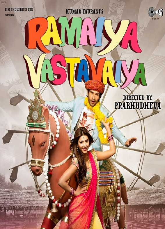 Prabhu Deva is Back with Ramaiya Vastavaiya