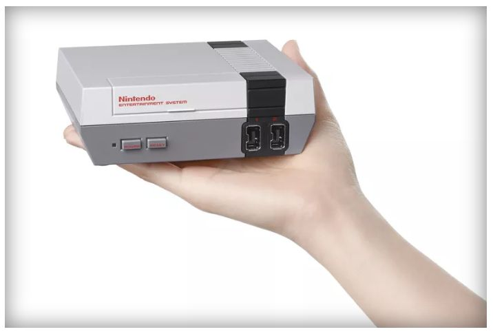 Nintendo is launching a mini NES with 30 built-in games for $59.99: Nintendo is launching a mini NES with 30 built-in games for $59.99:…
