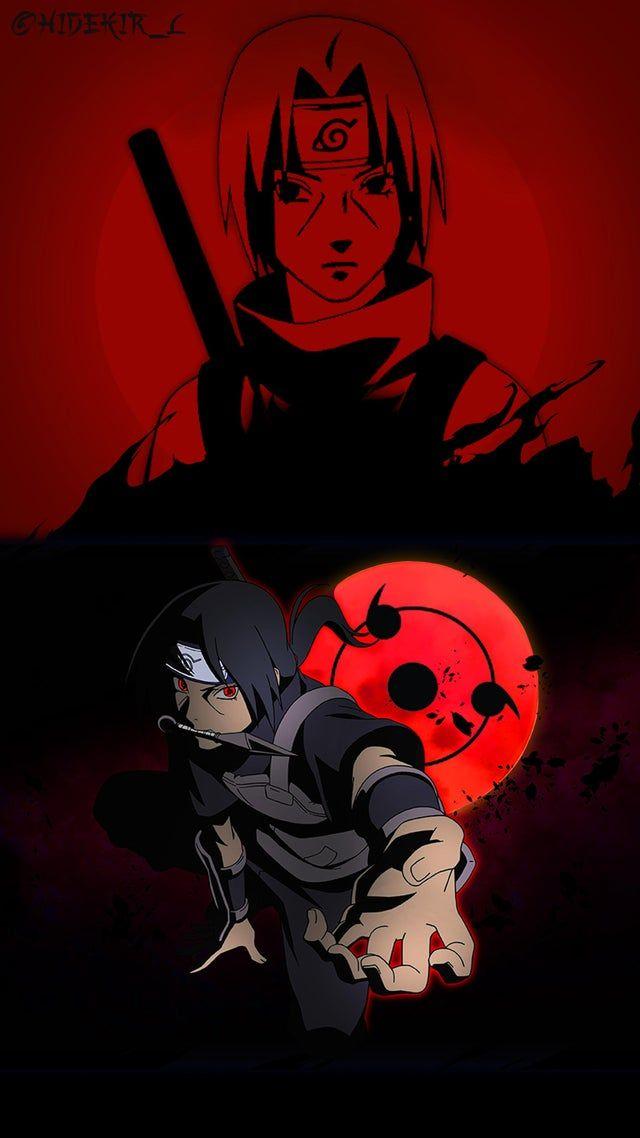 Pin By Windyharuko On Akatsuki Itachi Uchiha Naruto Shippuden Anime Uchiha