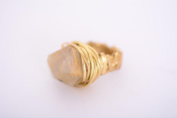 VRjewelry QUARZ RING