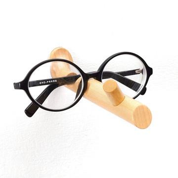 support de lunettes en bois et verre en forme de nez 5Sra0j