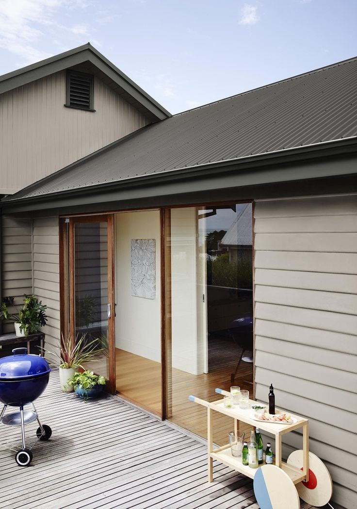 Best 25 colorbond roof ideas on pinterest weatherboard exterior dulux roof paint colours and for Colorbond colour schemes exterior