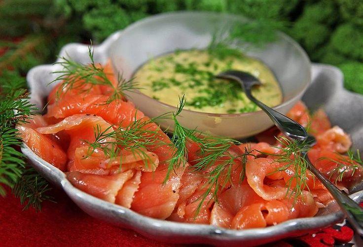 Швеция на столе. №19 Маринованный лосось (Gravad lax) #sweden #recipes #gastronomy