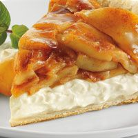 apple pie with cream cheese (spanish)