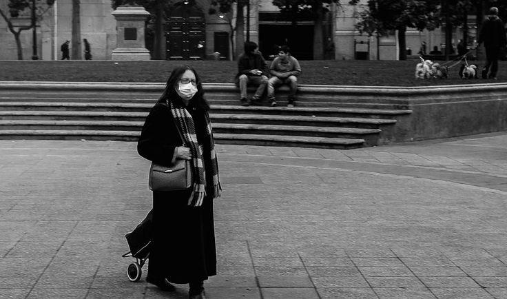 Sick Santiago  by Eduardo Gomez