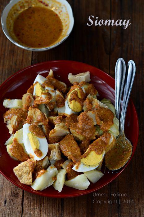 Simply Cooking and Baking...: Siomay Ayam