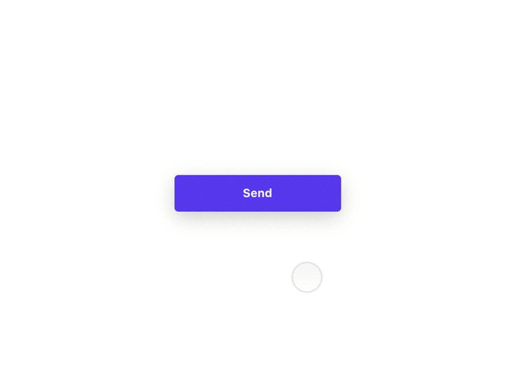 Send Button - UI Movement