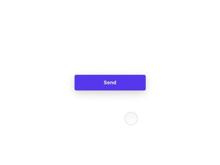 Send Button - UI Movement