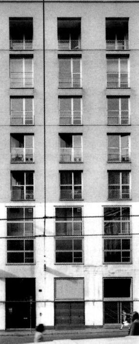 mario asnago e claudio vender - via albricci 8, milano, 1945
