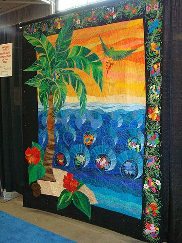 41 Best Images About Palm Tree Quilt On Pinterest Only