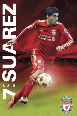 Liverpool-Suarez Posters from AllPosters.com