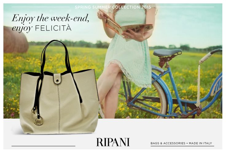 Spring Summer Collection 2015 - model FELICITÀ #feedyourstyle #cute #fashionable