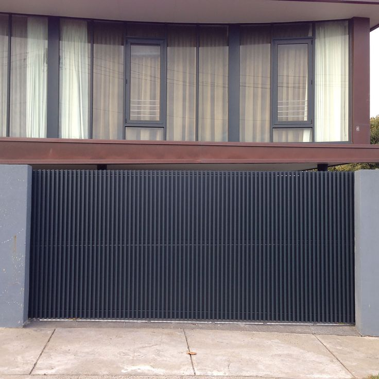 Swing Gates Melbourne - Custom, Automatic Sliding Gates Melbourne