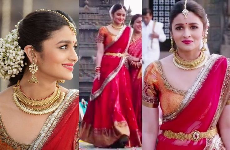 alia bhatt 2 states saree - Google Search