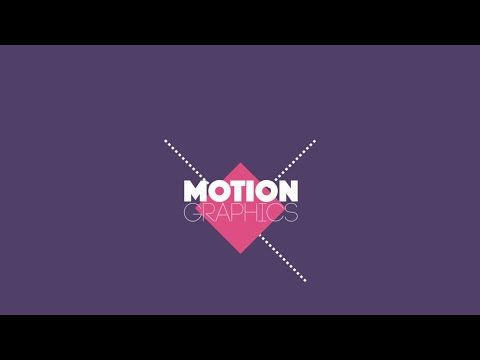 Kinetic Typography After Effects [motion graphics] - YouTube