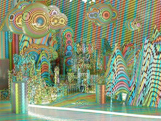 Magic Eye 3D by Alex McLeod: Inspiration Artlif, Hyper Surrealism, Alex Mcleod, Google Search, Magic Eyeinspir, Contemporary Design, Forgotten Legends, Eyeinspir Art, Alex O'Loughlin