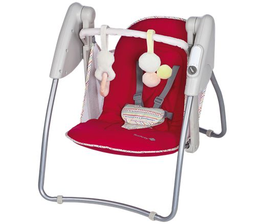 Transat balancelle bébé Happy Swing de Safety 1st