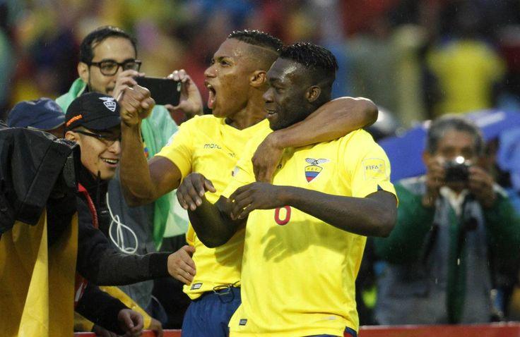 'Toño'  Valencia no jugará ante Uruguay y Venezuela por las eliminatorias