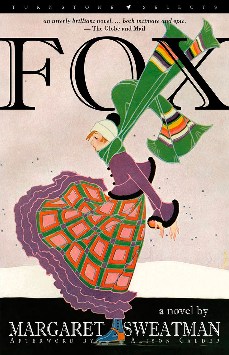 Fox by Margaret Sweatman. Winner of the 1991 McNally Robinson Book of the Year award