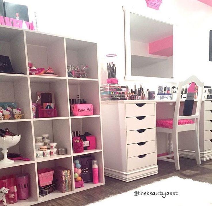patty makeupbeauty room ideas