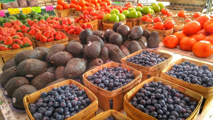 Fruits and Veggies,  Yuma, Arizona, photo by Andrea Cote
