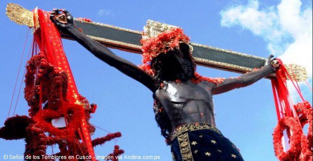 El Señor de los Temblores iniciará la Semana Santa en Cusco en Viajero Peruano - Blog de Turismo