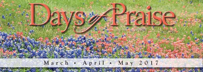 """Did you know we have a daily devotional?  Days of Praise is a daily devotional providing real biblical """"meat"""" to strengthen and encourage the Christian witness.  Subscribe to receive it in your inbox or mailbox: http://www.icr.org/icr-magazines"""