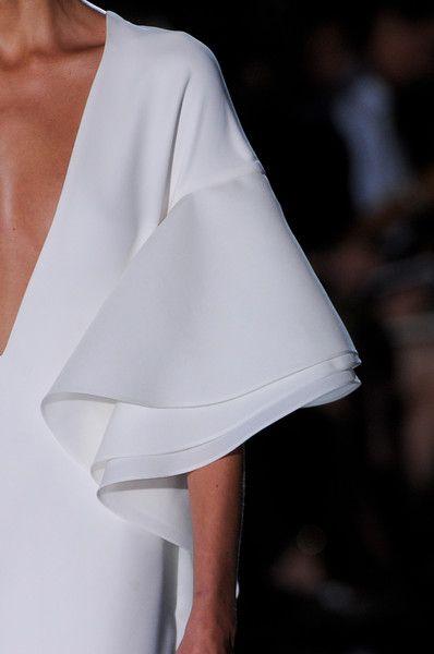 Gucci Spring 2013 - Details Inspiration pour DIY Travail de la manche