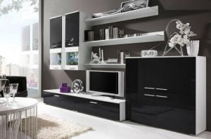 COMO/MOCO CAMA High Gloss Living room furniture set. Polish Cama meble Furniture Store in London, United Kingdom #furniture #polish #cama #highgloss #livingroom