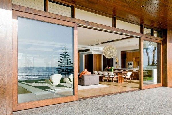 Indoor/outdoor living space. Love.