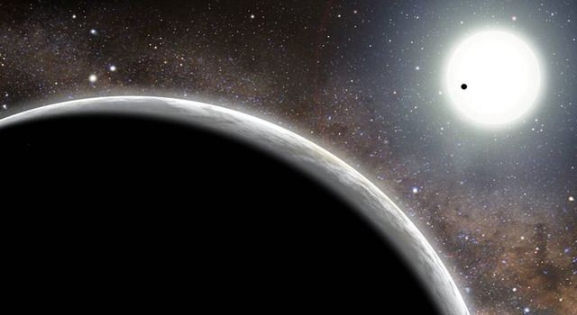 Kepler's science team announced that they had discovered their first rocky exoplanet and the smallest yet found, Kepler 10b.