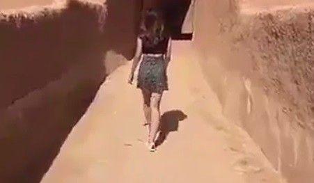 Συνελήφθη η γυναίκα που «σκανδάλισε» τη Σαουδική Αραβία