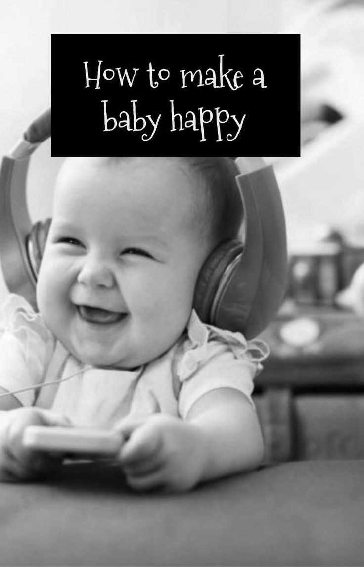 A simple way to make a baby happy. We all want to know how to make our babies happy don't we. This is such a sweet and lovely way