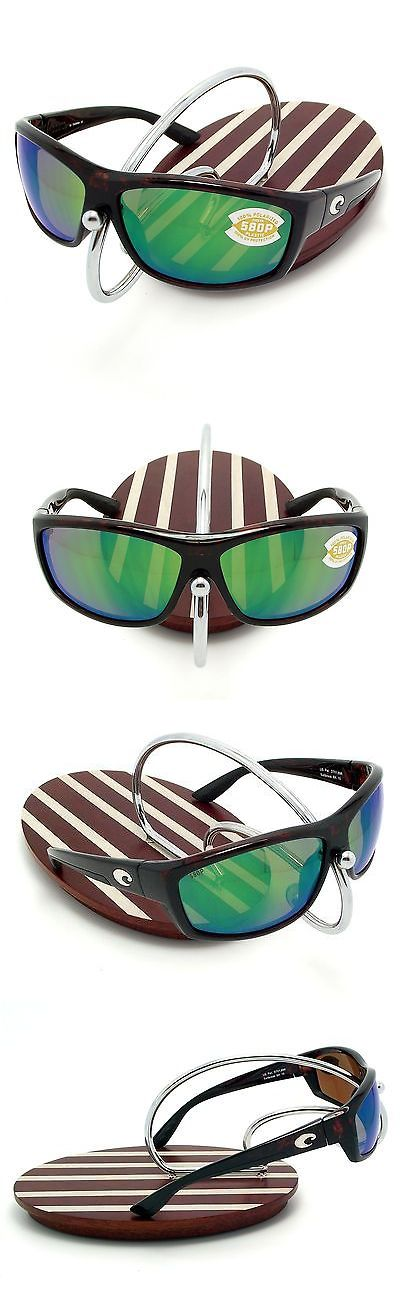 Sunglasses 151543: New Costa Del Mar Saltbreak Tortoise 580 Green Mirror Plastic 580P -> BUY IT NOW ONLY: $139.95 on eBay!