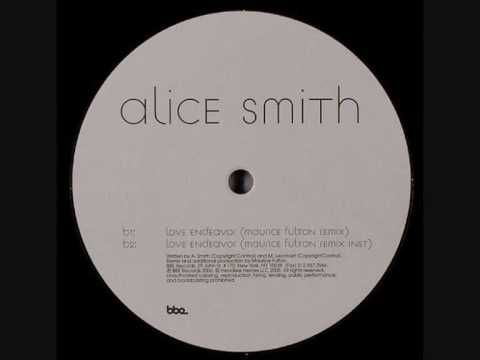 Alice Smith - Love Endeavor (Maurice Fulton Remix)