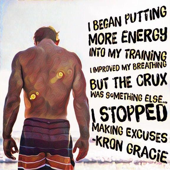 Kron Gracie BJJ JiuJitsu Brazilian JiuJitsu MMA UFC  Quote  follow on instagram @ bjj_philosophy