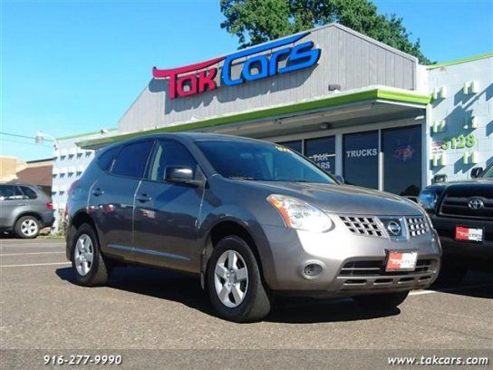 Sport Utility, 2008 Nissan Rogue AWD with 4 Door in