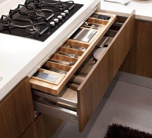 63 best para la cocina images on pinterest kitchen for Cocinas grandes
