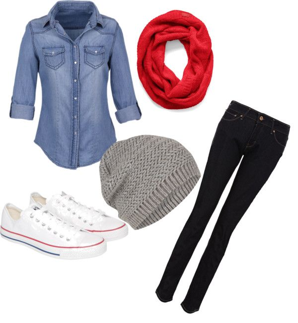 """Easy Lunch Date"" by marcigonzalez on Polyvore"